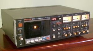 I am looking for Teac (Tascam) cassette deck.