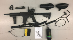 Paintball equipment lot - will sell separately