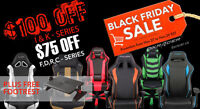 Black Friday Sale of DXRacer Chairs