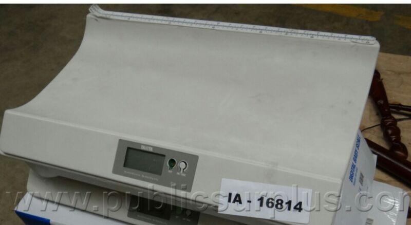 bd-585 pediatric scale