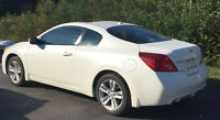2012 Nissan Altima 2.5S Coupe (2 door)