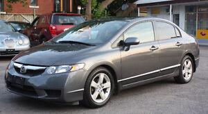 2010 Honda Civic EX 5-sp**SUNROOF**ONLY 83,000KM**FINANCING