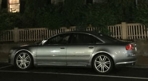 Audi S8 2007 5.2 v10 - Quick Car and Quick Sale
