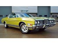 1972 Ford Galaxie 5.8 V8 LTD Pure Original Example Super Cool A Must See!