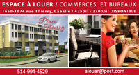 A louer Commercial Office For Rent