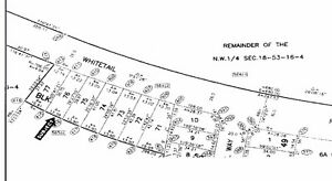 Lot for sale in Whitetail subdivision Mundare, Ab