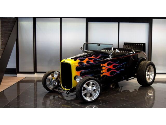 Ford : Other Roadster 1932 ford roaster custom built 350 supercharger edelbrock turbo 400 transmission