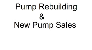 Willy's Pump Rebuilding & New Pump Sales!