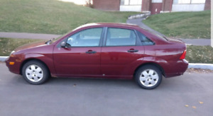 2007 Ford Focus Well Maintained