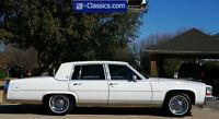 1988 Cadillac Brougham d' Elegance , 29,000 original miles