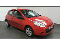 2009(09)RENAULT CLIO 1.1 EXTREME BRIGHT RED,NEW SHAPE,NEW MOT,CAT D,PRIVATE PLATE,GREAT VALUE