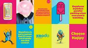 KOODO plan $48 - 5GB UNLIMITED CANADA wide talk BYOP-CHEAPEST ! Peterborough Peterborough Area image 5