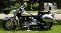 V Star Classic for sale or trade for atv of equal value