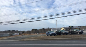 Prime commercial flat land on Sackville Drive DEVELOP/LEASE