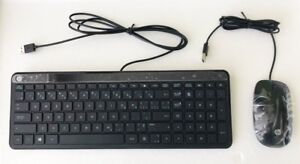 HP  keyboard+Mouse  COMBO