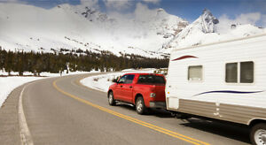 Heated RV Parking U-Haul South Walkerville available  Dec 1st