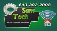 PC laptop  computer repair  ---free estimate-- lowest prices