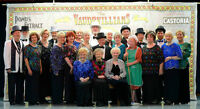 VOLUNTEERS WANTED FOR SENIORS ENTERTAINMENT TROUPE
