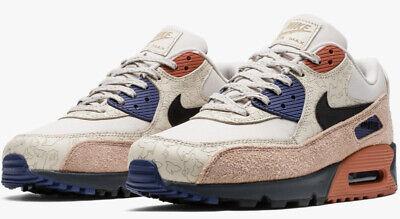 Nike Air Max 90 NRG Men's Shoe CI5646-001 'Camowabb' Desert Sand/Black sz 6.5-12