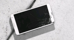 Buying cracked working android phones
