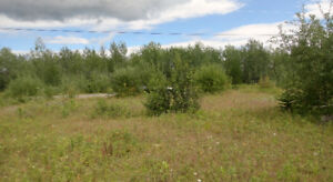 Private 5.24 Acres Bordering Crown Land, 15 minutes to Quesnel