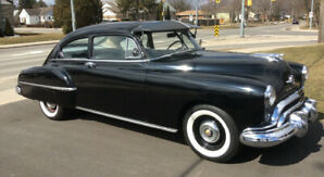 1950 Oldsmobile Model 76 Fastback (rare find)