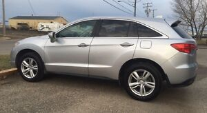 2013 Acura RDX AWD w/Tech package