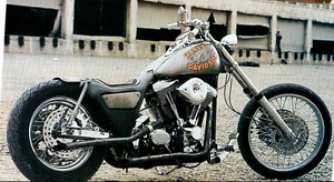 Looking For a Harley Davidson  (Project)