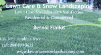 Profesional Lawn Care and Landscaping Company