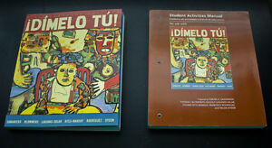 Spanish Instruction Book and Activity book West Island Greater Montréal image 1