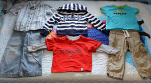 BOY'S CLOTHES 3T-4T EVERYTHING FOR $5
