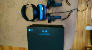 Acer Mixed Reality Headset and Controllers (VR)