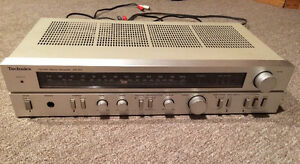 Technics Stereo Receiver Stratford Kitchener Area image 1