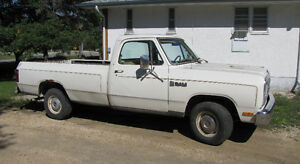 1986 Dodge Other Pickup Truck