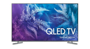 "samsung-Q6-55"" Q LED TV-ULTRA HD 4K-SMART-ulrta slim-INBOX-$1099"