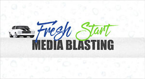 Media Blasting for your classic car