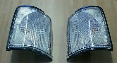 Land Rover Discovery 2 Clear Front Indicator Lights / Lamps  Kit XBD100870/80W