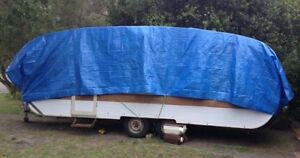 1968 Franklin 18.5 ft dual axle. Complete renovation needed. Soldiers Point Port Stephens Area Preview