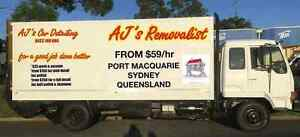 Removalist truck for sale everything to go Port Macquarie Port Macquarie City Preview