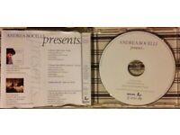 #Andrea #Bocelli #CD £ 5.00 Free P&P