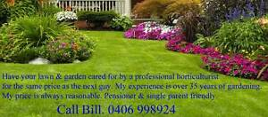 Have your garden cared for by a professional. Mount Annan Camden Area Preview