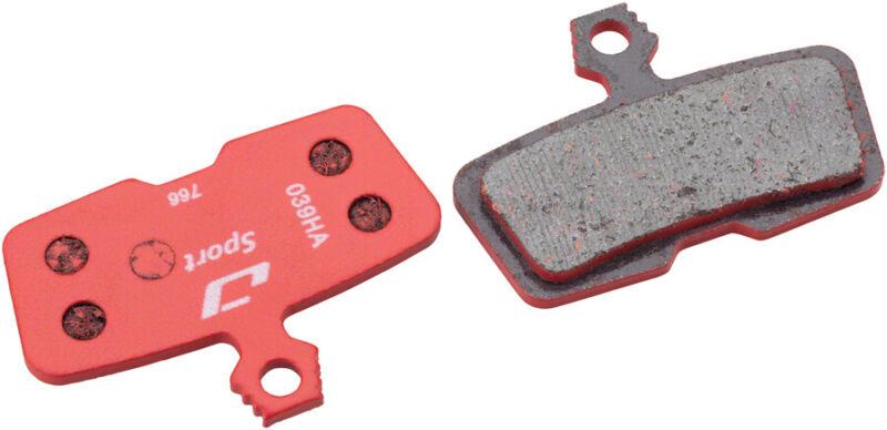 Jagwire Sport Semi-Metallic Disc Brake Pads for SRAM Code RSC R Guide RE