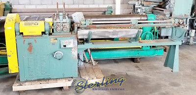 18 - 516 Used Shuster Wire Straightenercutoff Machine 2a4v A3334