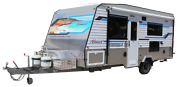 2018 Peninsula NOMAD Semi Offroad Caravan Port Lincoln Port Lincoln Area Preview