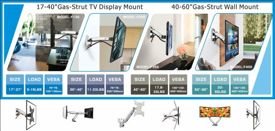 TouchBoard Mounting Systems