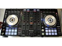 Pioneer DDJ SX Controller with HardCase cover