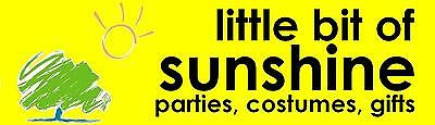 Parties Plus/Little Bit of Sunshine