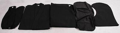 Master Cutlery Ninja Anzug Uniform Schwarz M