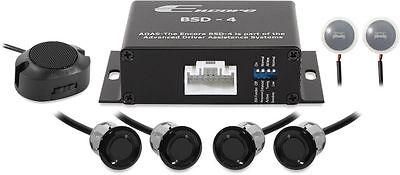 Encore BSD4B Black Universal Premium Blind Spot Detection Parking Assist System