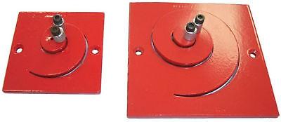 Scroll Benders Metal Bending Machines Equipment Tools Fabrication Steel MK1MK2